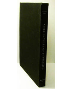 Salvador Dali - After 50 Years of Surrealism - Portfolio Case