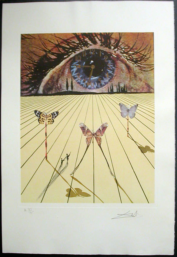 Salvador Dali - Memories of Surrealism - The Eye of Surrealist Time