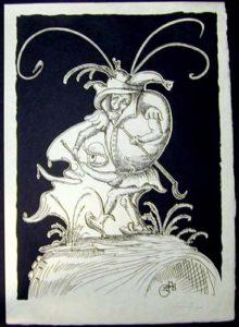 Salvador Dali - Les Songs (Songes) Drolatiques de Pantagruel - S
