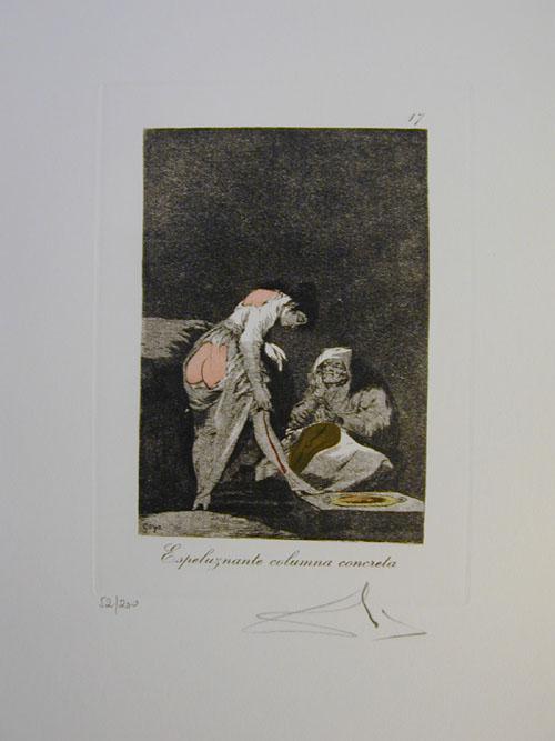 Salvador Dali - Les Caprices de Goya - 17.jpg