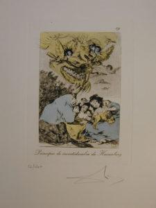Salvador Dali - Les Caprices de Goya - 19.jpg