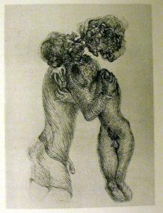 Salvador Dali - La Femme Visible - Plate 2