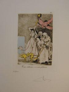 Salvador Dali - Les Caprices de Goya - 20.jpg