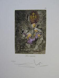 Salvador Dali - Les Caprices de Goya - 21.jpg