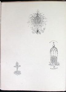 Salvador Dali - Manifests Mystique - Book Page