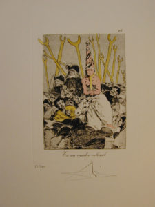Salvador Dali - Les Caprices de Goya - 24.jpg