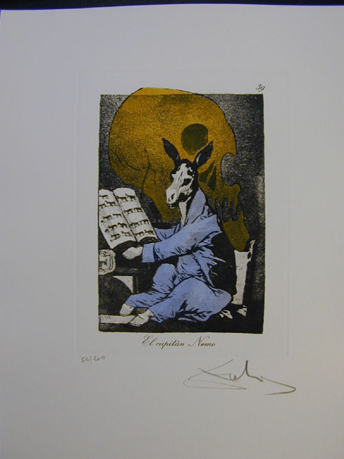 Salvador Dali - Les Caprices de Goya - 39.jpg