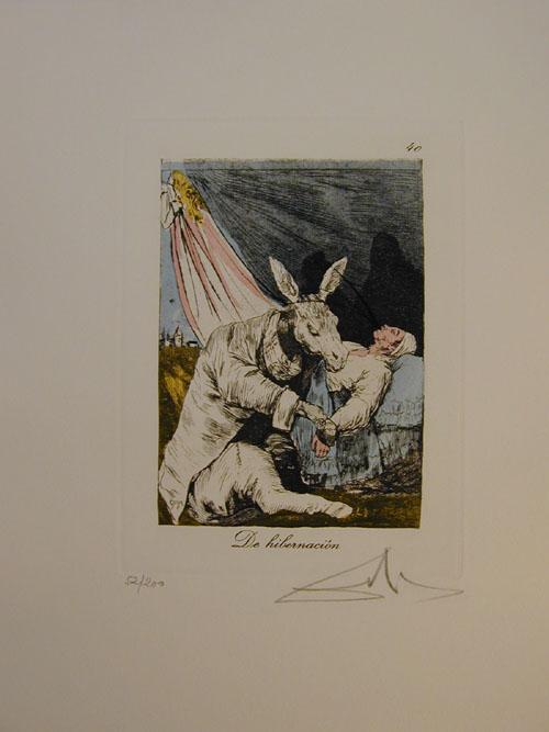 Salvador Dali - Les Caprices de Goya - 40.jpg