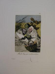 Salvador Dali - Les Caprices de Goya - 45.jpg