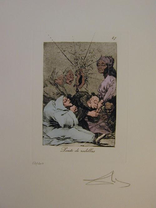 Salvador Dali - Les Caprices de Goya - 47.jpg