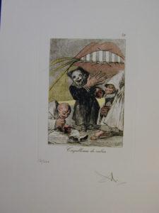 Salvador Dali - Les Caprices de Goya - 49.jpg