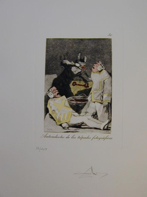 Salvador Dali - Les Caprices de Goya - 50.jpg