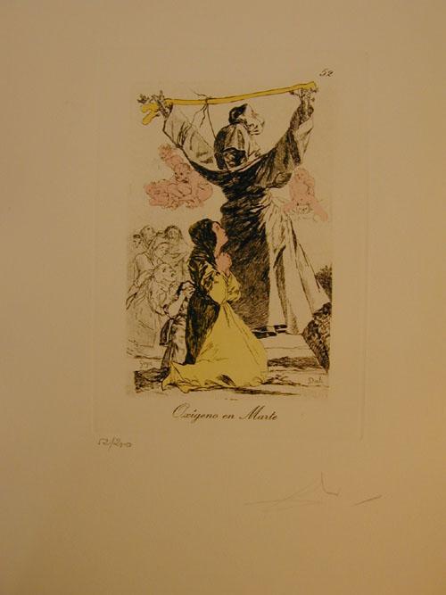 Salvador Dali - Les Caprices de Goya - 52.jpg
