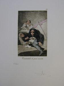 Salvador Dali - Les Caprices de Goya - 54.jpg