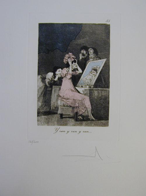 Salvador Dali - Les Caprices de Goya - 55.jpg