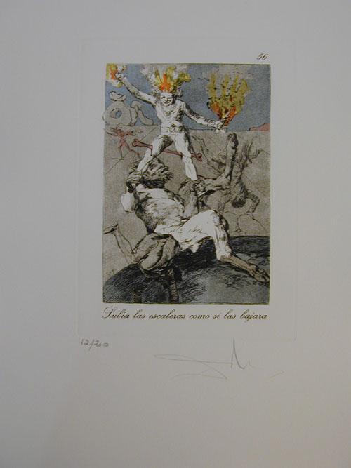 Salvador Dali - Les Caprices de Goya - 56.jpg