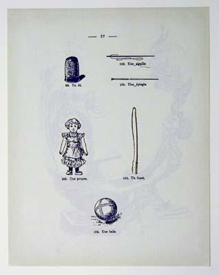 Salvador Dali - Les Metamorphoses Erotiques - Page 57
