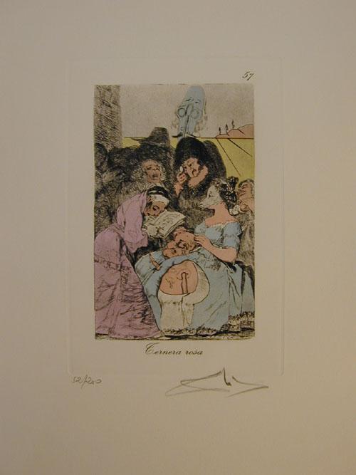 Salvador Dali - Les Caprices de Goya - 57.jpg