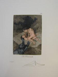 Salvador Dali - Les Caprices de Goya - 62.jpg