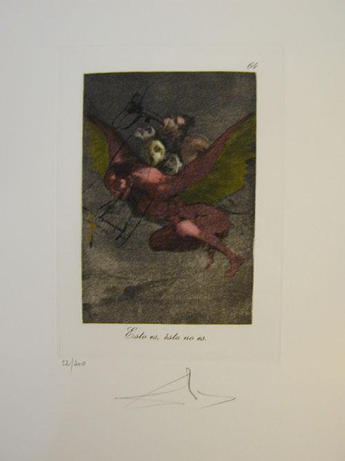 Salvador Dali - Les Caprices de Goya - 64.jpg