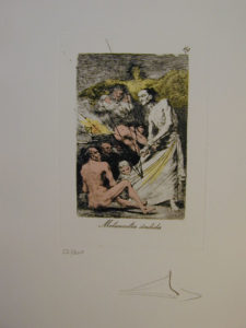 Salvador Dali - Les Caprices de Goya - 69.jpg