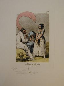 Salvador Dali - Les Caprices de Goya - 73.jpg