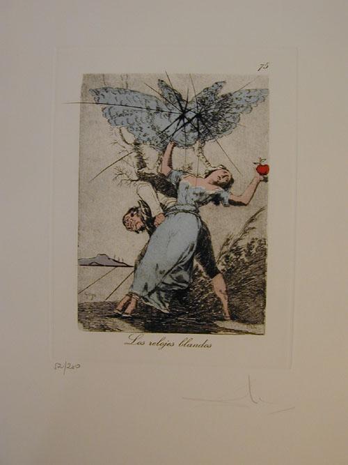 Salvador Dali - Les Caprices de Goya - 75.jpg