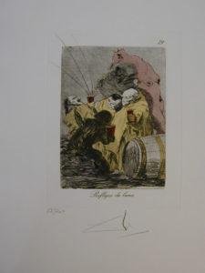 Salvador Dali - Les Caprices de Goya - 79.jpg