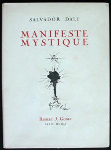 Salvador Dali - Manifests Mystique - Slip Case