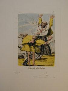 Salvador Dali - Les Caprices de Goya - 80.jpg
