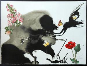 Salvador Dali - The Seasons, Les Saisons - Autumn
