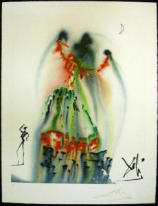 Salvador Dali - Carmen - The Habenera