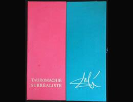 Salvador Dali - Tauromachie Surrealiste (Bullfight III) - Portfolio Case