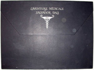 Salvador Dali - L'aventure medicale - Portfolio Case