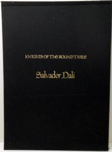 Salvador Dali - The Twelve Apostles - Portfolio Case