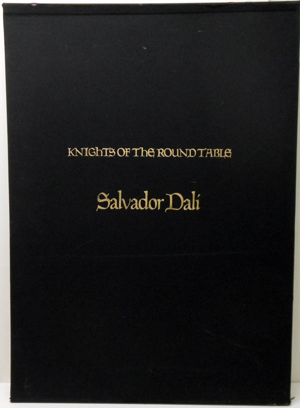 Salvador Dali - The Twelve Apostles - Portfolio Case