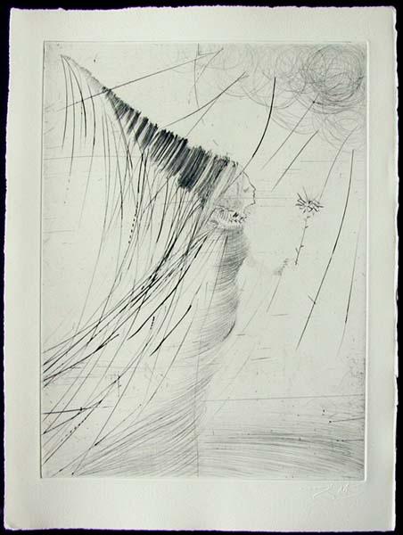 Salvador Dali - Les Amours de Cassandre - La Fee