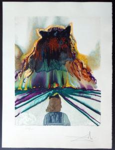 Salvador Dali - Four Dreams of Paradise - Gala