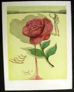 Salvador Dali - Carmen - Don Jose's Flower Song