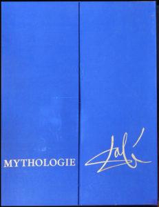 Salvador Dali - The Mythology - Portfolio Case