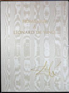 Salvador Dali - Hommage to Leonardo da Vinci - Portfolio Case