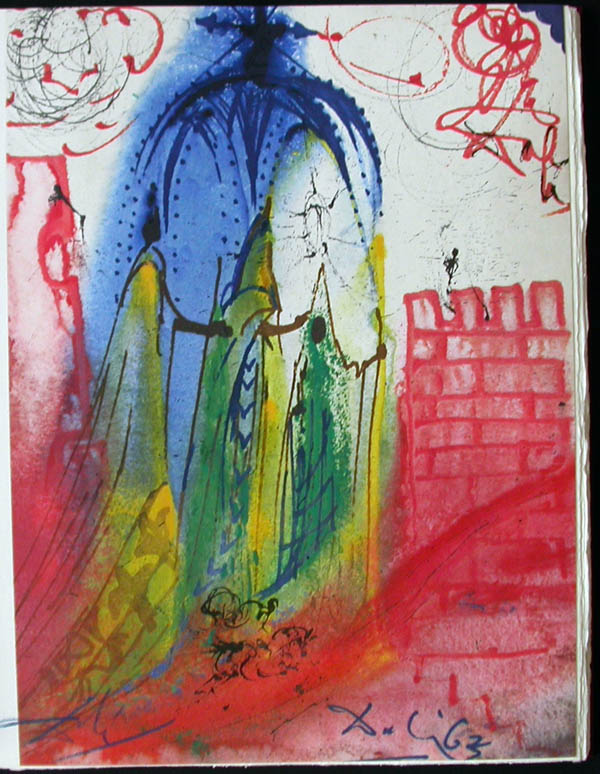 Salvador Dali - Romeo and Juliet - Romeo2.jpg
