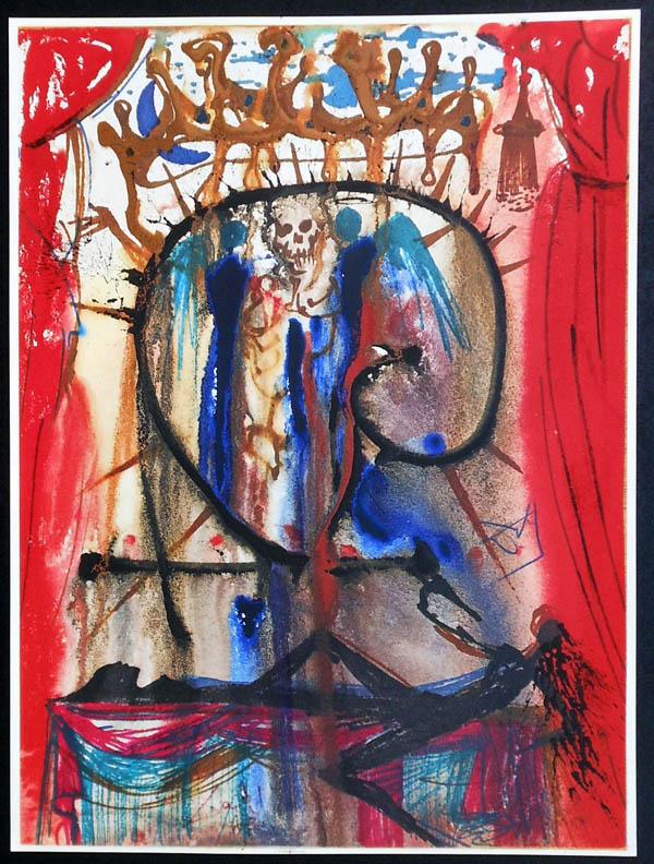 Salvador Dali - Romeo and Juliet - Romeo9a.jpg