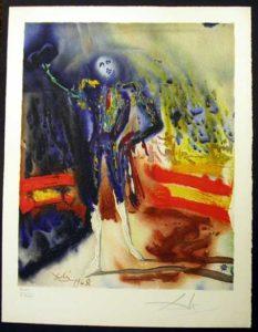 Salvador Dali - Carmen - A Tribute to Escamillo