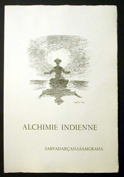 Salvador Dali - Alchimie des Philosophes - Serigraph, b