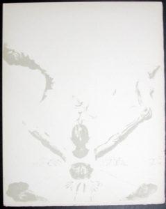 Salvador Dali - Don Quichotte de la Mancha, Book A - 1957 - L'ere atomique The atomic era - #10