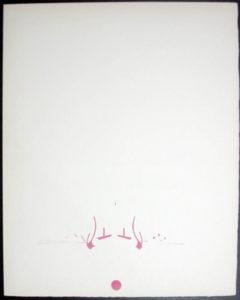 Salvador Dali - Don Quichotte de la Mancha, Book A - 1957 - L'ere atomique The atomic era - #15