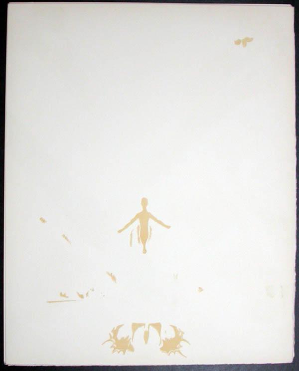 Salvador Dali - Don Quichotte de la Mancha, Book A - 1957 - L'ere atomique The atomic era - #3