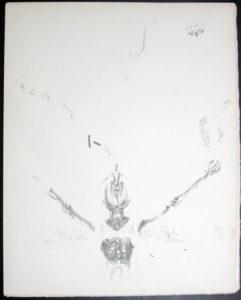 Salvador Dali - Don Quichotte de la Mancha, Book A - 1957 - L'ere atomique The atomic era - #5