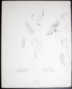 Salvador Dali - Don Quichotte de la Mancha, Book A - 1957 - L'ere atomique The atomic era - #6